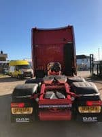 DAF XF106/105 Number Plate Surrounds (Pair)